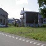 北海道蘭越町の町有地無料貸付地写真