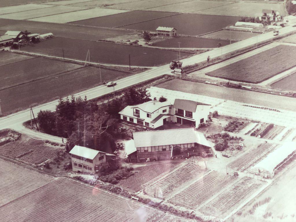 石田農場全景