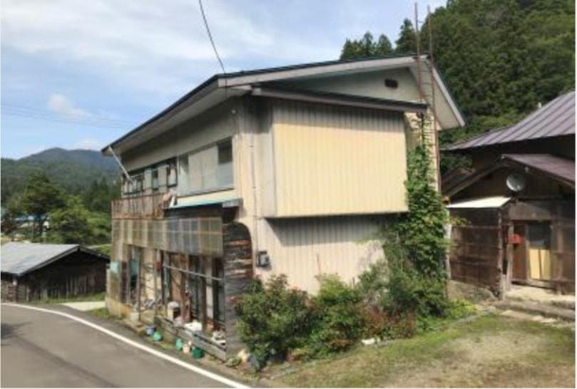 福島県三島町|空き家