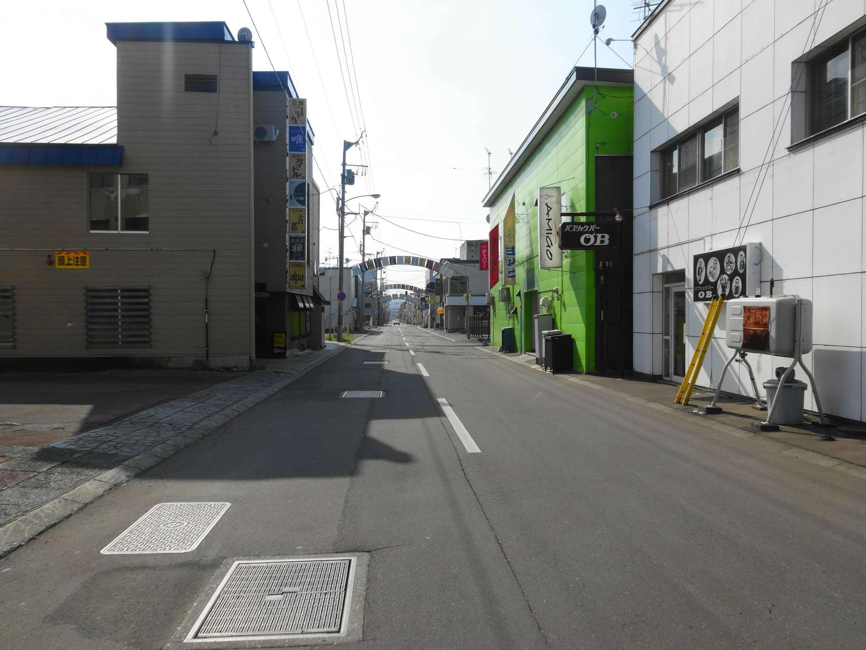 士別市0円ビル