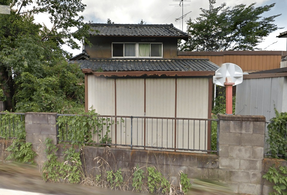 行田市空き家