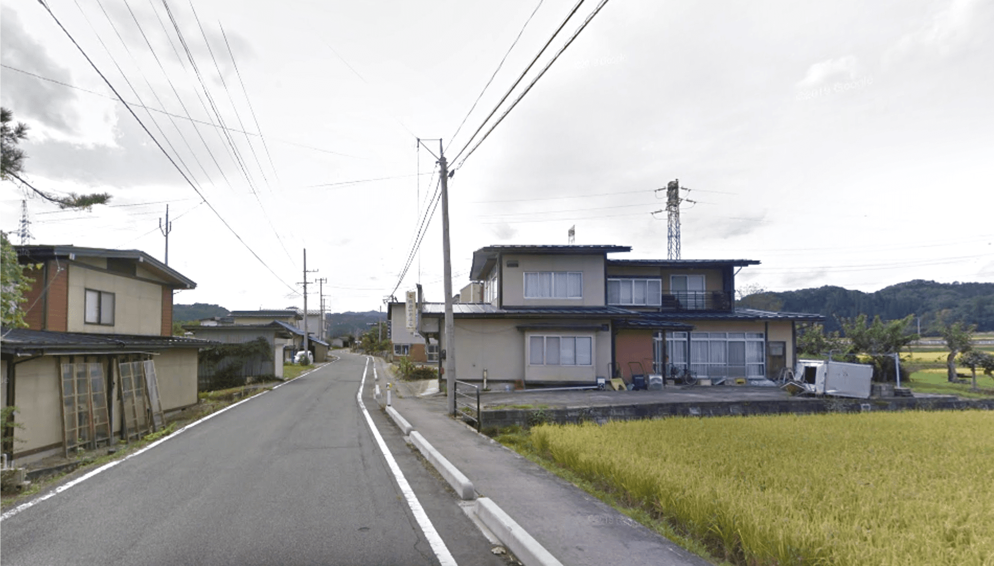 山形県大江町|店舗兼住宅