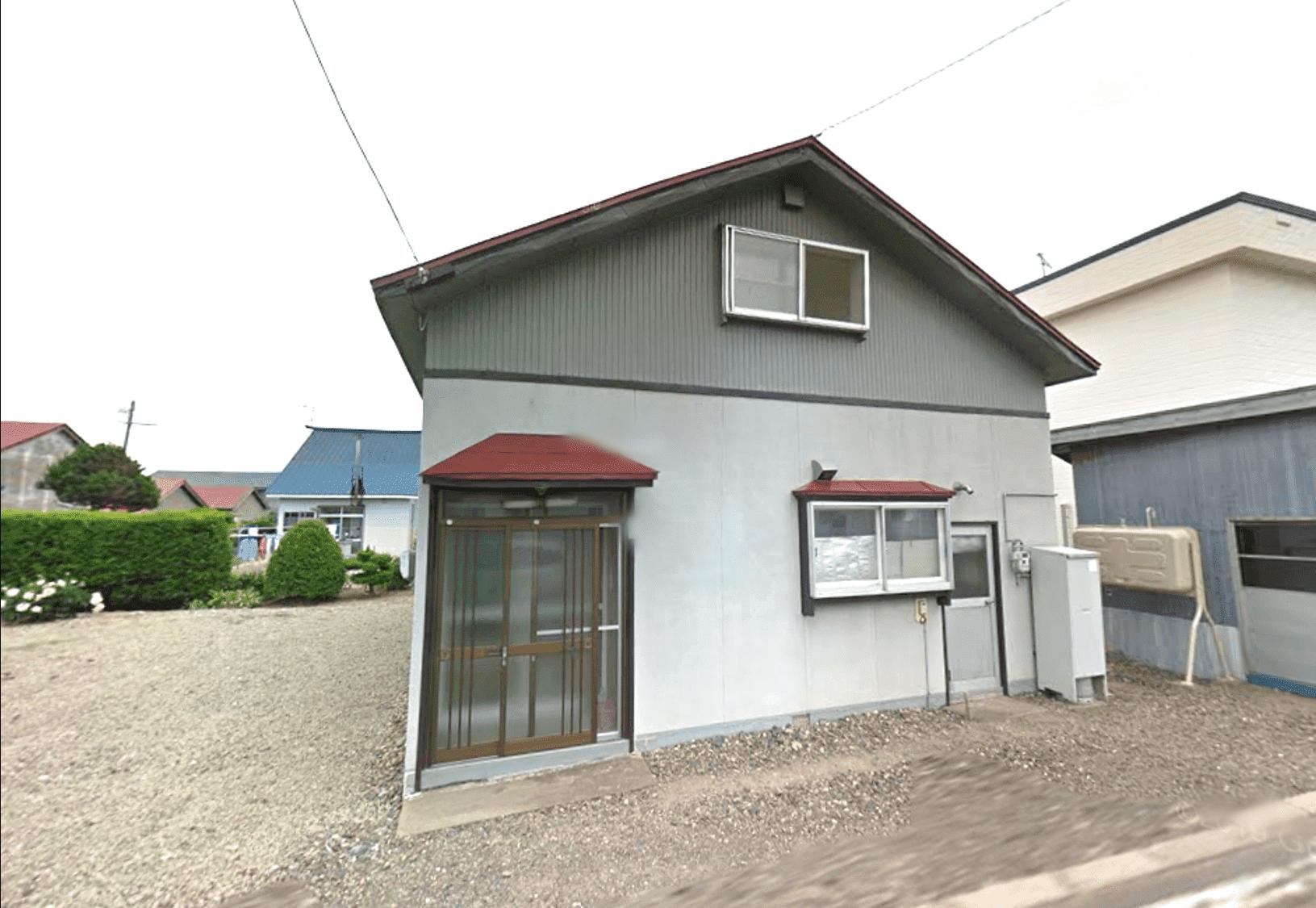 北海道今金町空き家