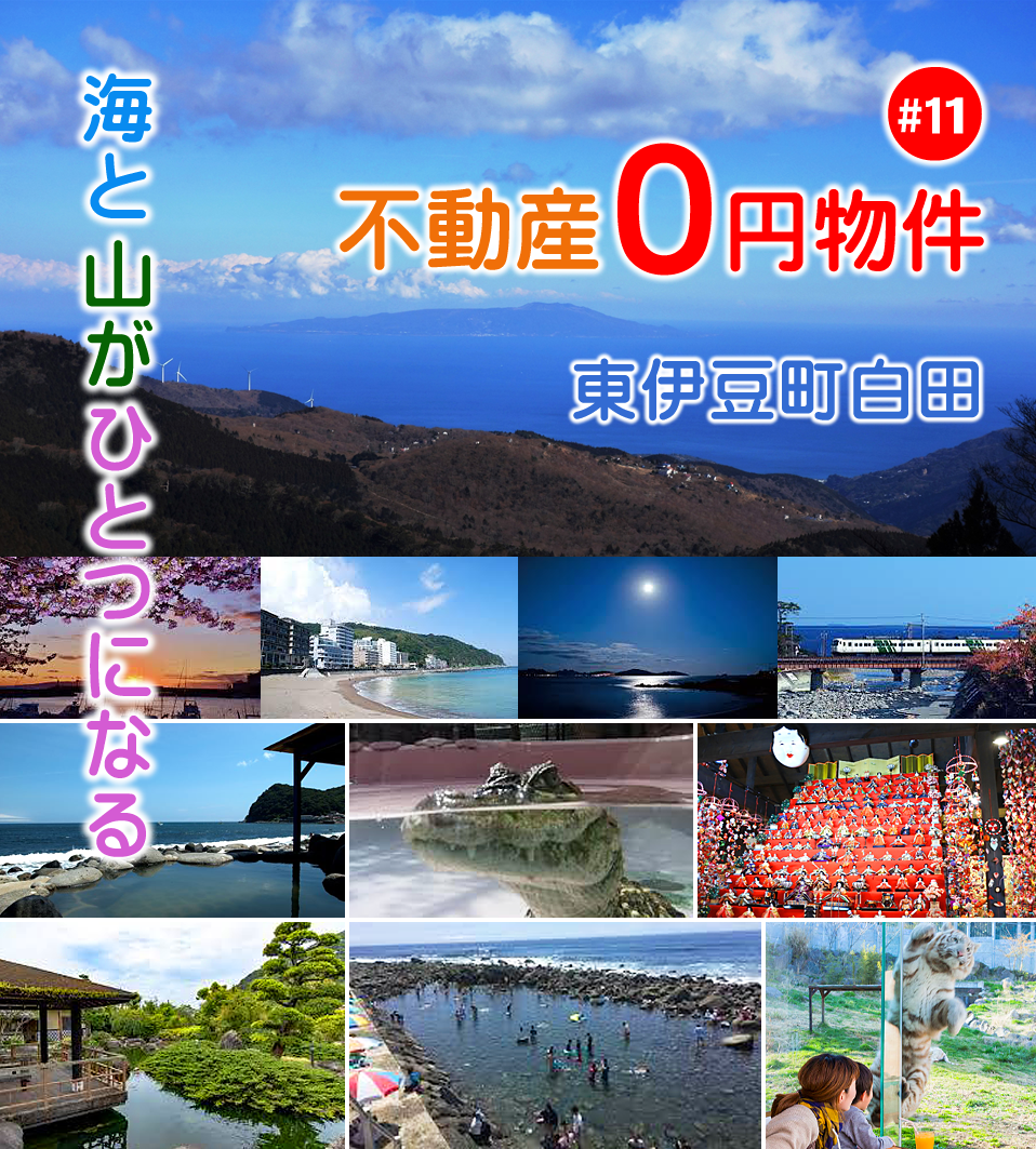 静岡県東伊豆町