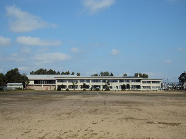 旧士別西小学校